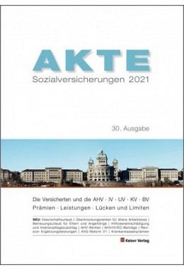 AKTE Sozialversicherungen 2021
