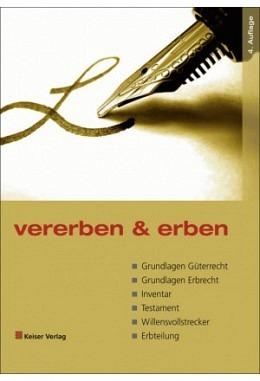 vererben & erben (4. Auflage)