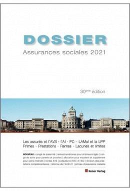 DOSSIER Assurances sociales 2021