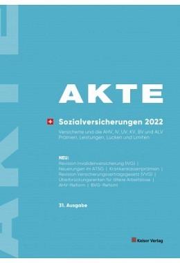 AKTE Sozialversicherungen 2022