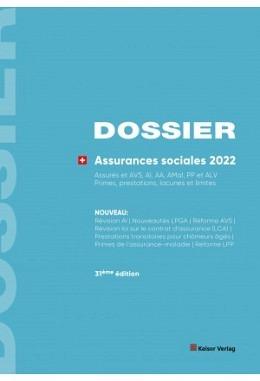 DOSSIER Assurances sociales 2022