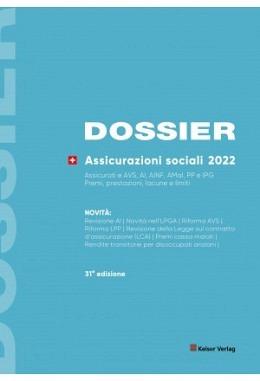 DOSSIER Assicurazioni sociali 2022