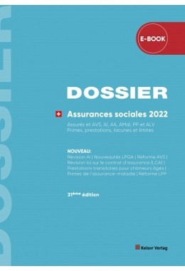 DOSSIER Assurances sociales 2022 (eBook)