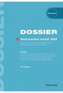 DOSSIER Assicurazioni sociali 2022 (Abo)