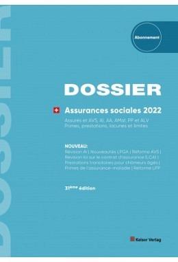 DOSSIER Assurances sociales 2022 (Abo)